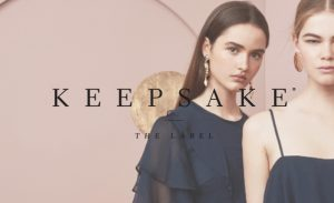 Australian label KEEPSAKE