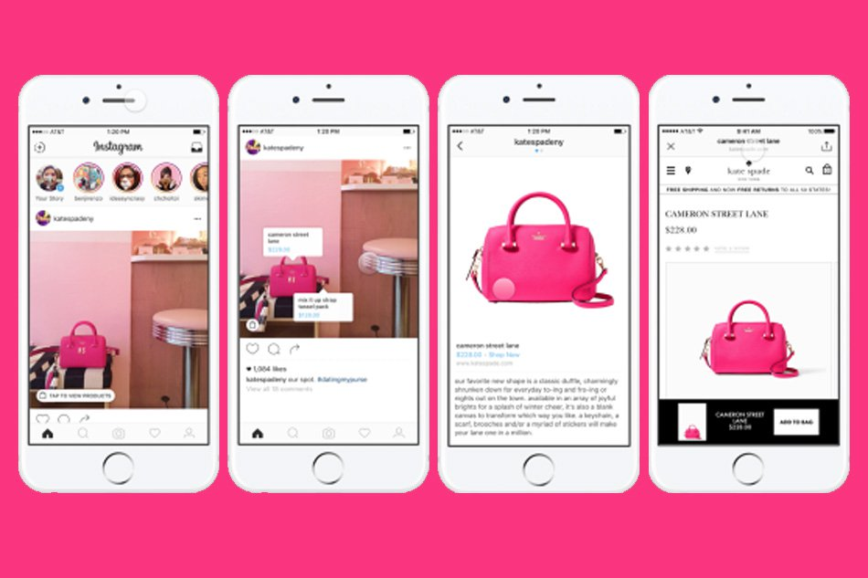 Instagram Shopping | Social PR Agency