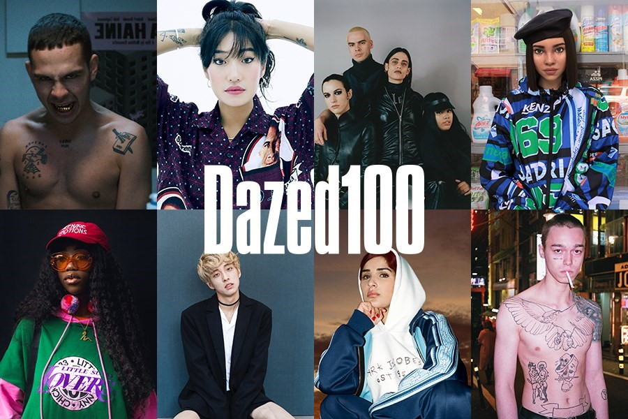 Dazed 100 List Influencers